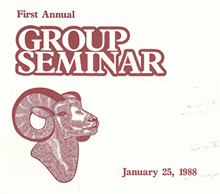 1st Annual Group Seminar logo