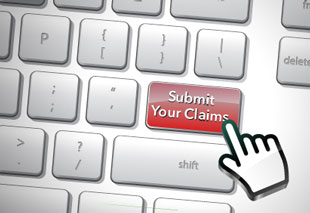 Submit Claims Online