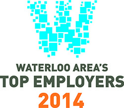 Waterloo Top Employers logo